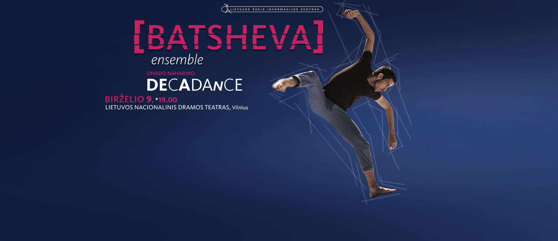 Batsheva Ensemble (Izraelis). Decadance