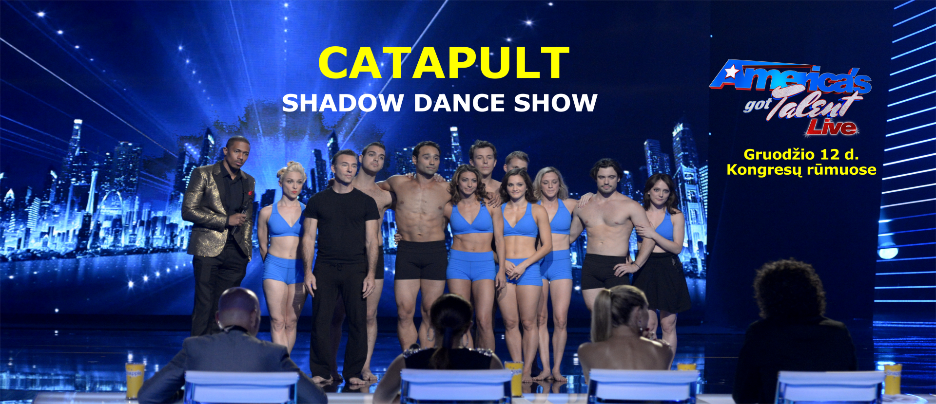 """Catapult shadow dance"""
