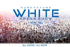 Pure Future white - Arena Show 2012