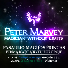 Peter Marvey - Magician without Limits