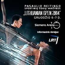 Lithuania Open 2014