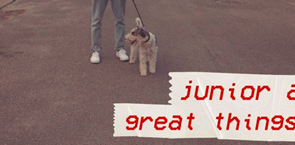 JUNIOR A – GREAT THINGS